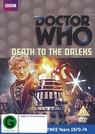 Doctor Who: Death to the Daleks on DVD