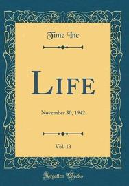 Life, Vol. 13 by Time Inc image
