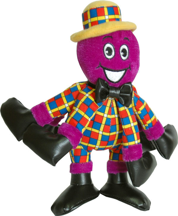 "The Wiggles: Henry Legs - 10"" Plush image"