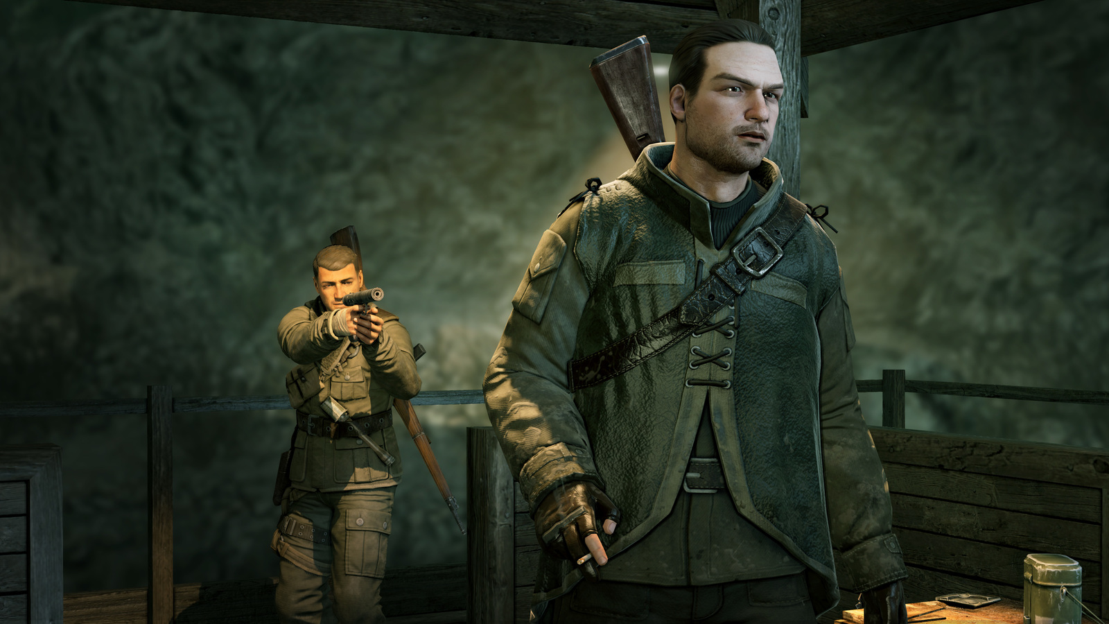 Sniper Elite V2 Remastered for Xbox One image