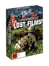 Lost Films: Korea & Vietnam Double Pack on DVD