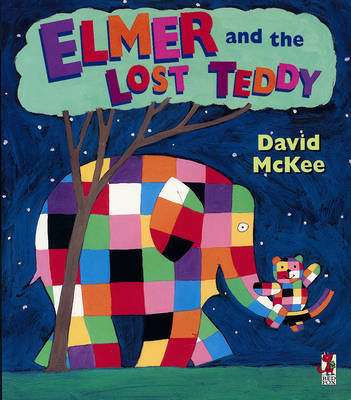 Elmer and the Lost Teddy by David McKee image
