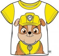 Paw Patrol: Rubble Kids T-Shirt - 6-7 image
