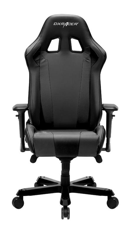 DXRacer King Series KS06 (Black & Carbon Grey) for