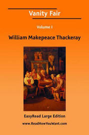 book review vanity fair william thackeray View review about the vanity fair [with ebook] audiobook by william makepeace thackeray you can download free this book to listen any where, any time you want.
