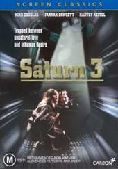 Saturn 3 on DVD