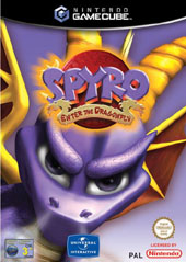 Spyro: Enter The Dragonfly for GameCube