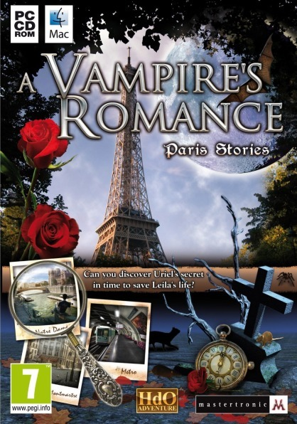 A Vampire's Romance for PC image