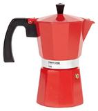 Pantone Coffee Maker - Ketchup Red (6 Demi Cups)