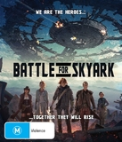Battle For Skyark on Blu-ray