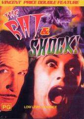 Vincent Price - The Bat/Shock (Double Feature) on DVD