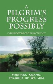 A Pilgrim's Progress Possibly by Michael Keane Pilgrim of St Jim image