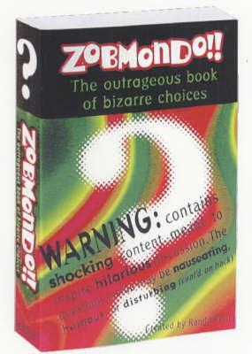 Zobmondo!! by Randy Horn