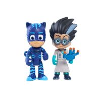 PJ Masks: Figure Pack 2 Pack - Catboy and Romeo