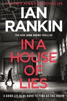 In a House of Lies by Ian Rankin image