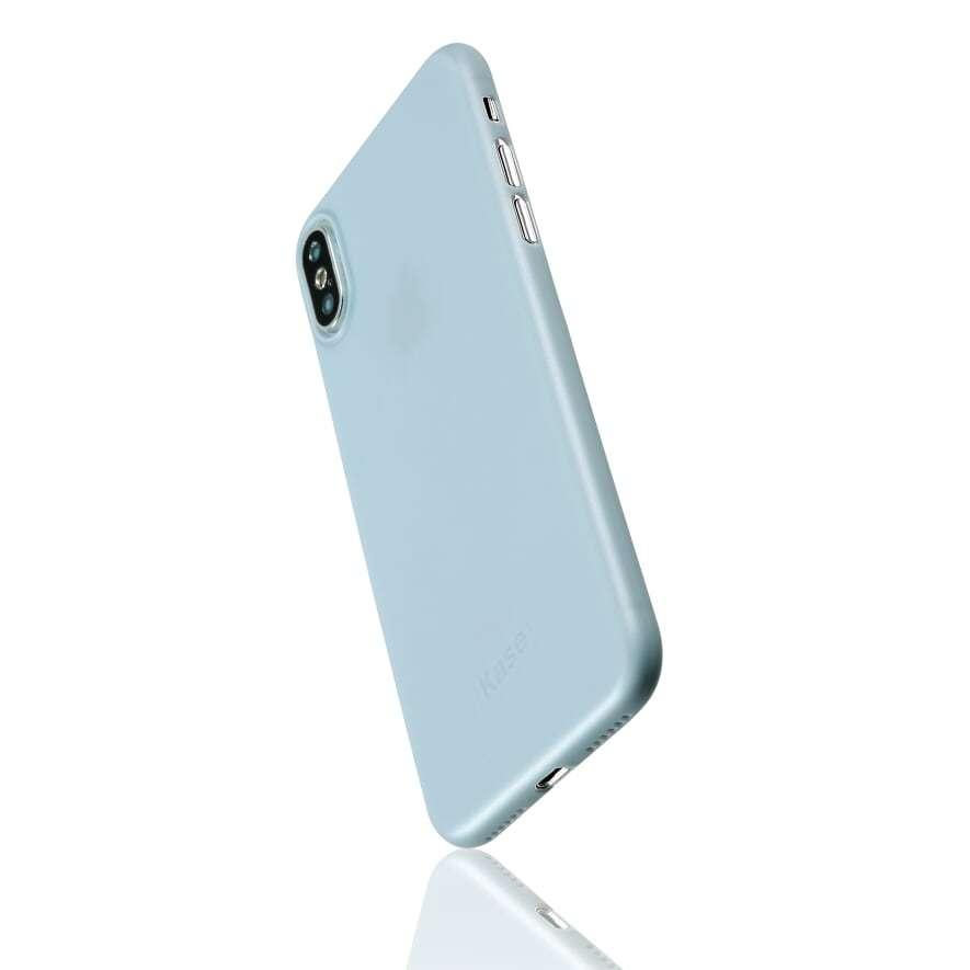 Kase Go Original iPhone X Slim Case -Blue Monday image