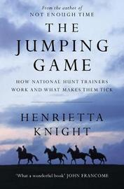 The Jumping Game by Henrietta Knight image
