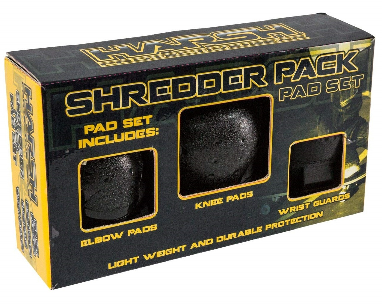 Harsh: Little Shredder - Kids Pad Set (Small) image