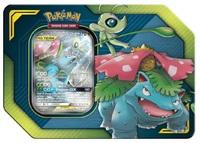 Pokemon TCG: Tag Team - GX Tin (Celebi & Venusaur-GX)