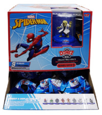 Domez: Marvel's Spider-Man (Classic) - Mini Figure (Blind Bag)