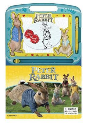 Peter Rabbit – Learning Book With Magnetic Drawing Pad by Phidal Publishing Inc.