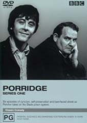 Porridge - Series 1 on DVD