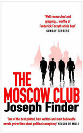 The Moscow Club by Joseph Finder image