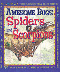 Spiders and Scorpions by Anna Claybourne image