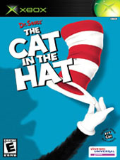 Cat In The Hat for Xbox