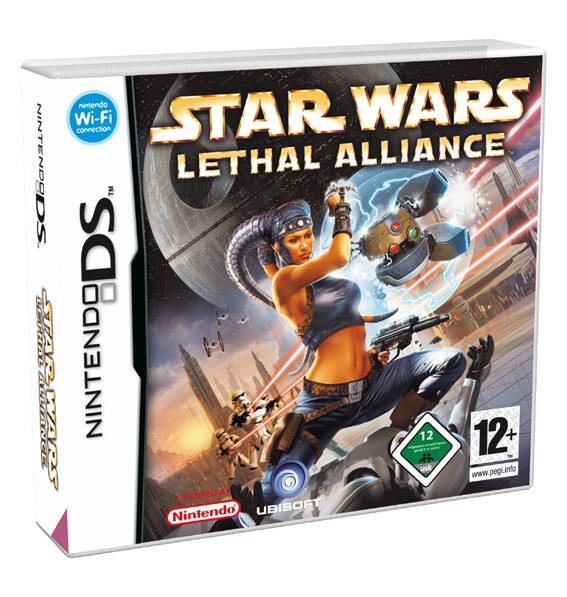 Star Wars Lethal Alliance for Nintendo DS image