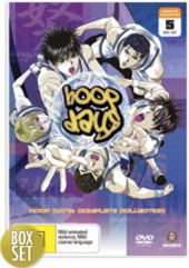Hoop Days - Complete Collection (5 Disc Set) on DVD