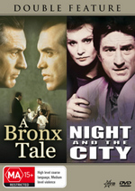 Bronx Tale, A / Night And The City - Double Feature on DVD