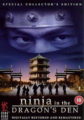 Ninja In The Dragon's Den - Special Collector's Edition on DVD