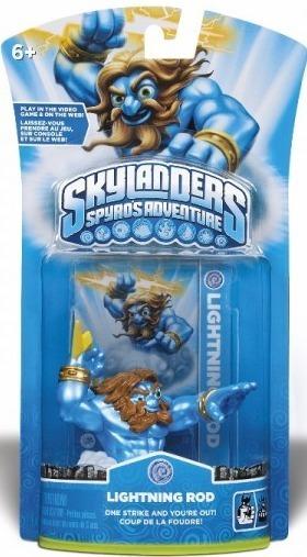 Skylanders Spyros Adventure Lightning Rod All Formats Buy Now
