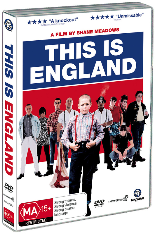 This Is England on DVD