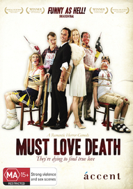Must Love Death on DVD