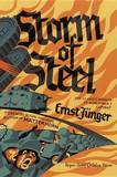Storm of Steel: (Penguin Classics Deluxe Edition) by Professor Ernst Junger