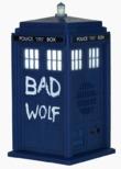Doctor Who: Bad Wolf TARDIS - Wireless Bluetooth Speaker