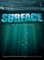Surface - The Complete Series (4 Disc Set) on DVD
