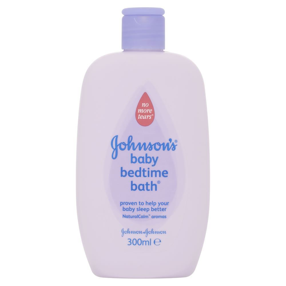 Johnson's Baby Bedtime Bath (300ml) image