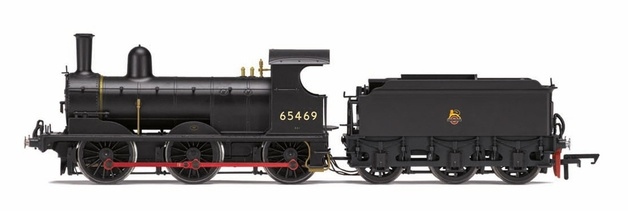 Hornby: Early BR 0-6-0 '65469' J15 Class