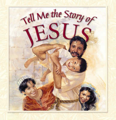 Tell Me the Story of Jesus by Beers V. Gilbert image
