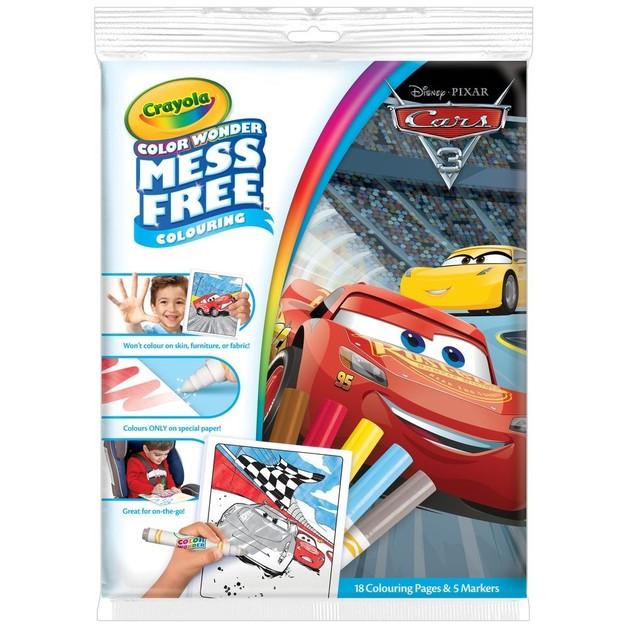 Crayola: Color Wonder Mess Free – Cars 3