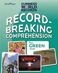 Record Breaking Comprehension Green Book by Guinness World Records