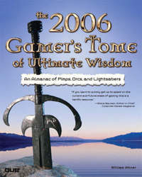 2006 Gamer's Tome of Ultimate Wisdom by William Abner image
