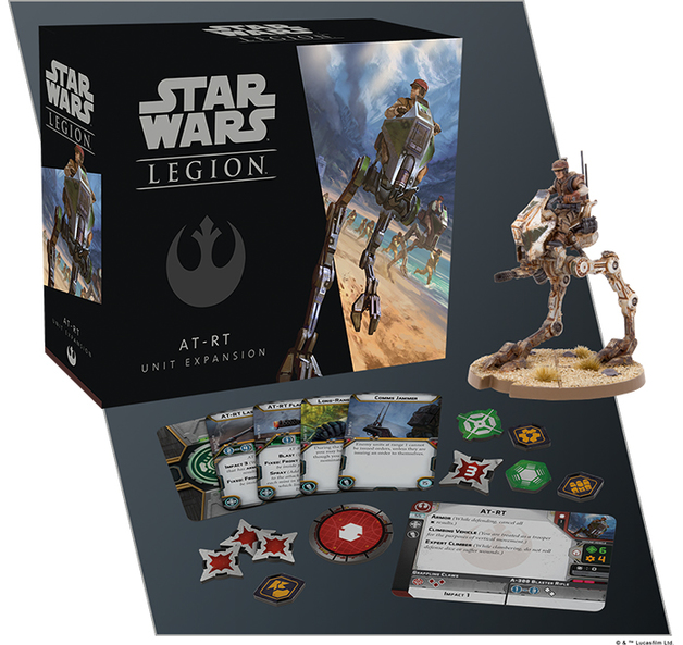 Star Wars Legion: AT-RT Unit Expansion