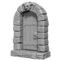 Wizkids Deep Cuts: Unpainted Miniatures - Doors
