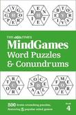 The Times Mind Games Word Puzzles and Conundrums Book 4 by The Times Mind Games
