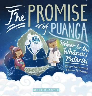 The Promise of Puanga by Kirsty Wadsworth image
