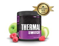 Thermal Switch - High Potency Thermogenic Formula - Apple Raspberry (40 Serves)
